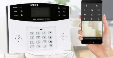 OWSOO Alarma Inalmbrica GSM