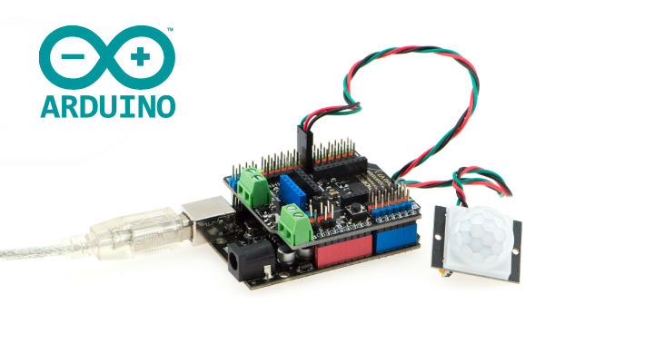 Sensor de movimiento para Arduino