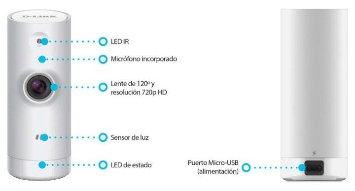D-Link DCS-8000LH