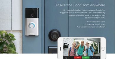 dispositivo ring video doorbell 2